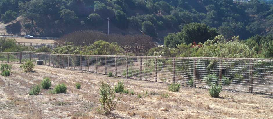 Field Fence Electric Fence Bay Area Salinas Jr Fencing