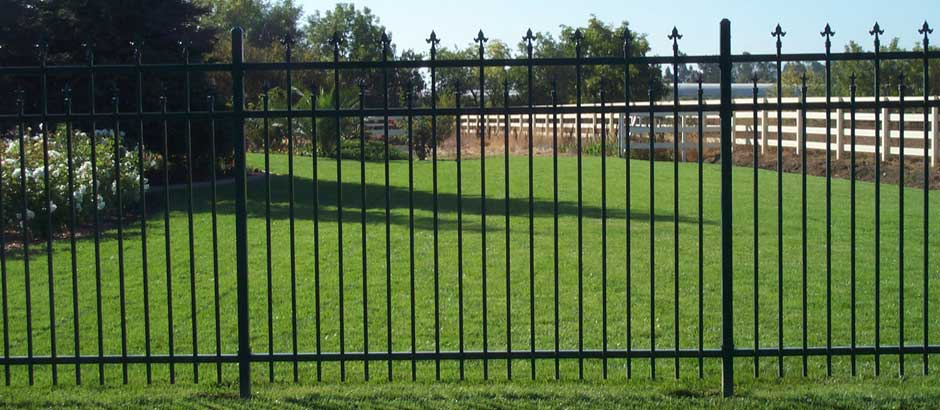 Ornamental Wrought Iron Fences For The Bay Area Call Jr